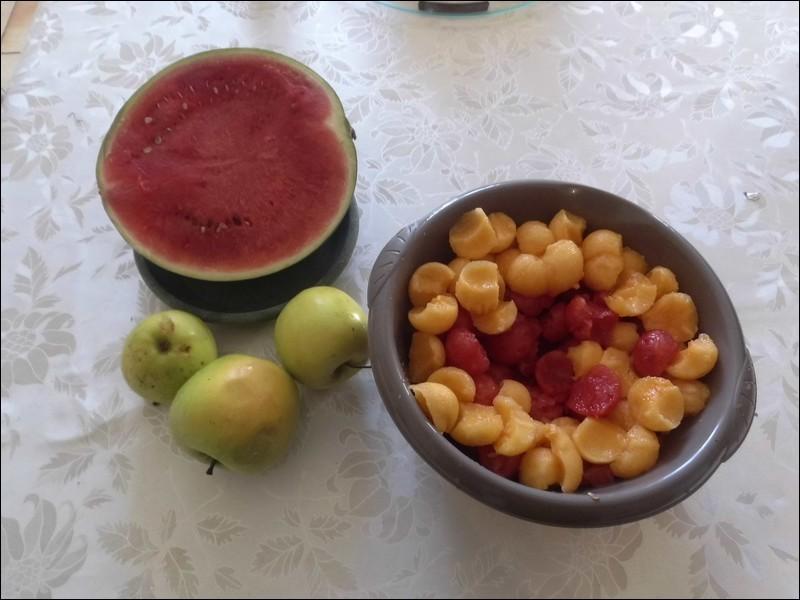 Salade de fruit maison - Salade de fruits maison ...
